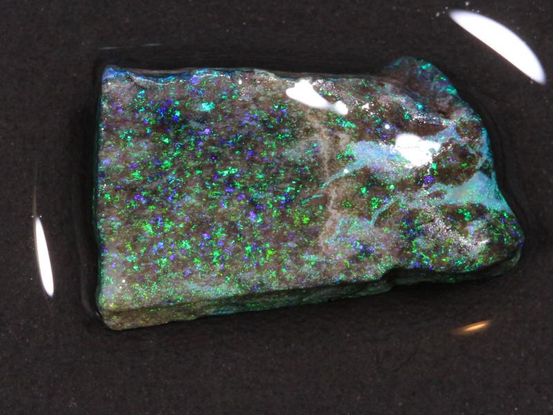 5.75ct  -3#  -  Andamooka Matrix Opal Rough-Treated [22198]