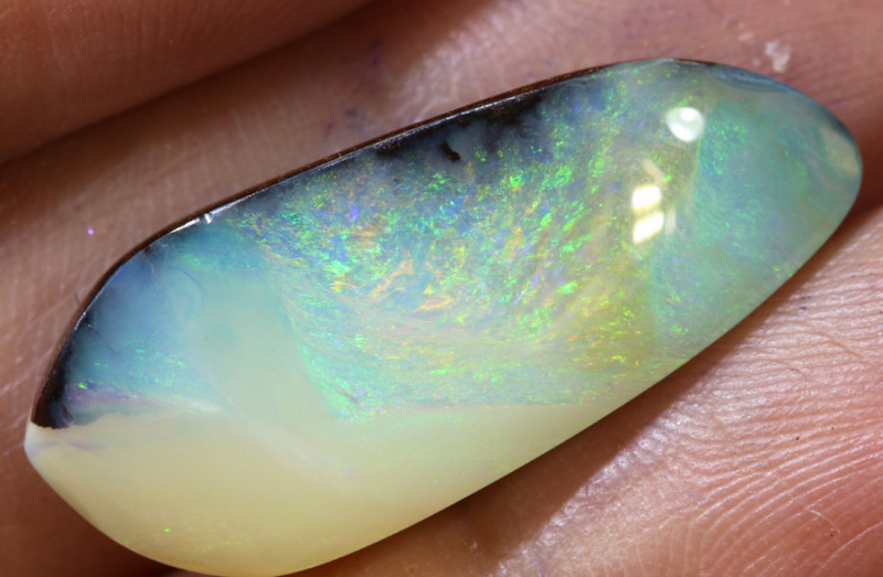 10.25 carats  Boulder Opal Polished ANO 658
