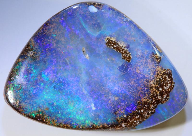 21.11 carats  Boulder Opal Polished ANO 668