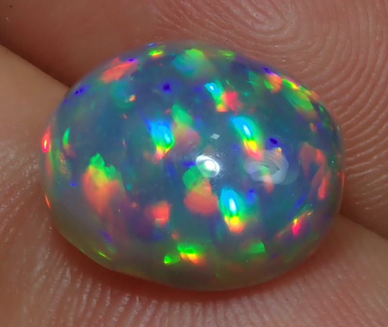 4.51ct. Blazing Welo Solid Opal