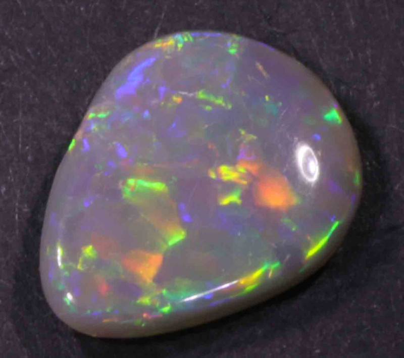2.60 CTS  BLACK OPAL FROM LR -