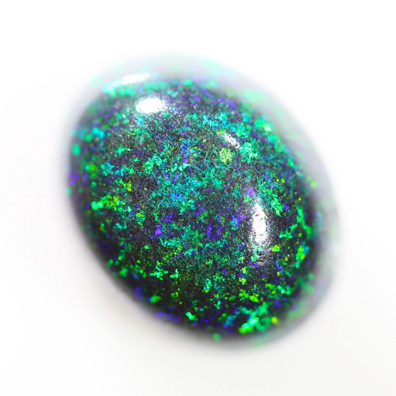 2.55 Cts Collectors Andamooka opal cut 80's   OPJ 2129