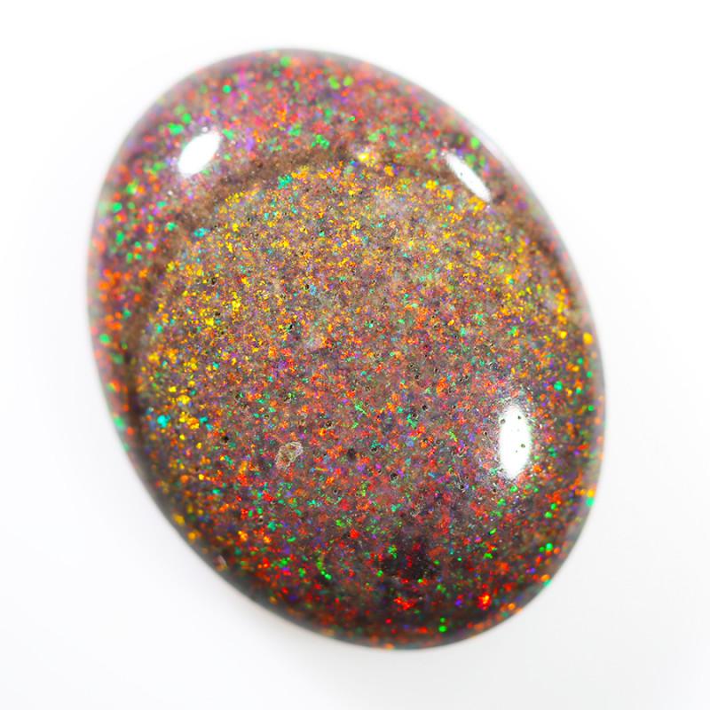 11.3 Cts Collectors Andamooka opal cut 80's   OPJ 2133