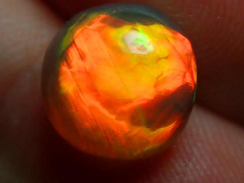 2.88ct. Blazing Welo Solid Opal