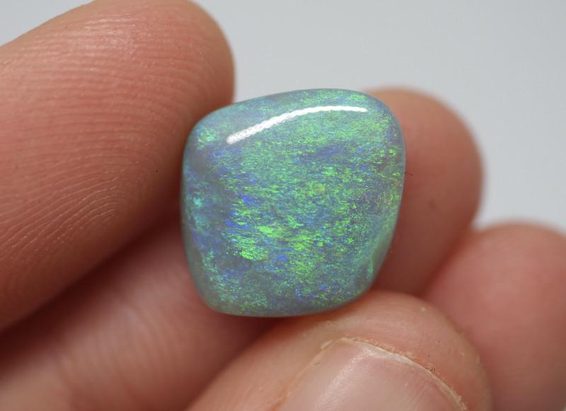 5.99CT Dark Opal Lightning Ridge