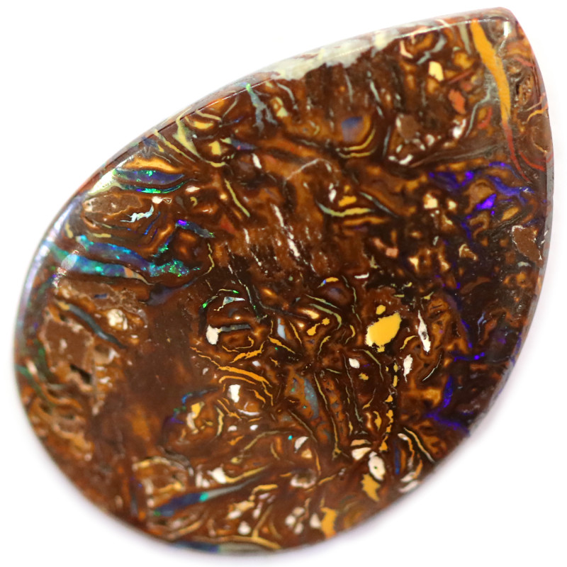 26.60 CTS STUNNING BOULDER OPAL FROM KOROIT [MS8354]