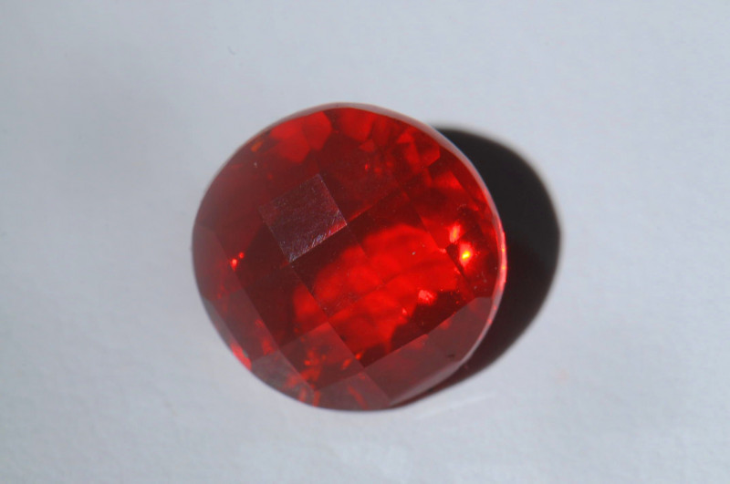 2.67ct. Facetted Fire Opal