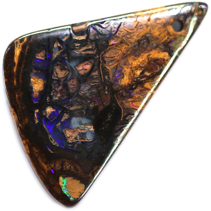 83.20 CTS STUNNING BOULDER OPAL FROM KOROIT [BMA4741]