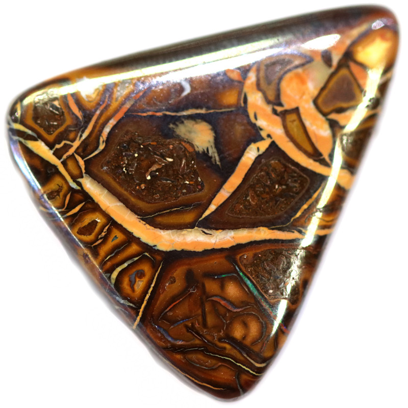 54.40 CTS  YOWAH STONES TOP POLISHED [MS8404]