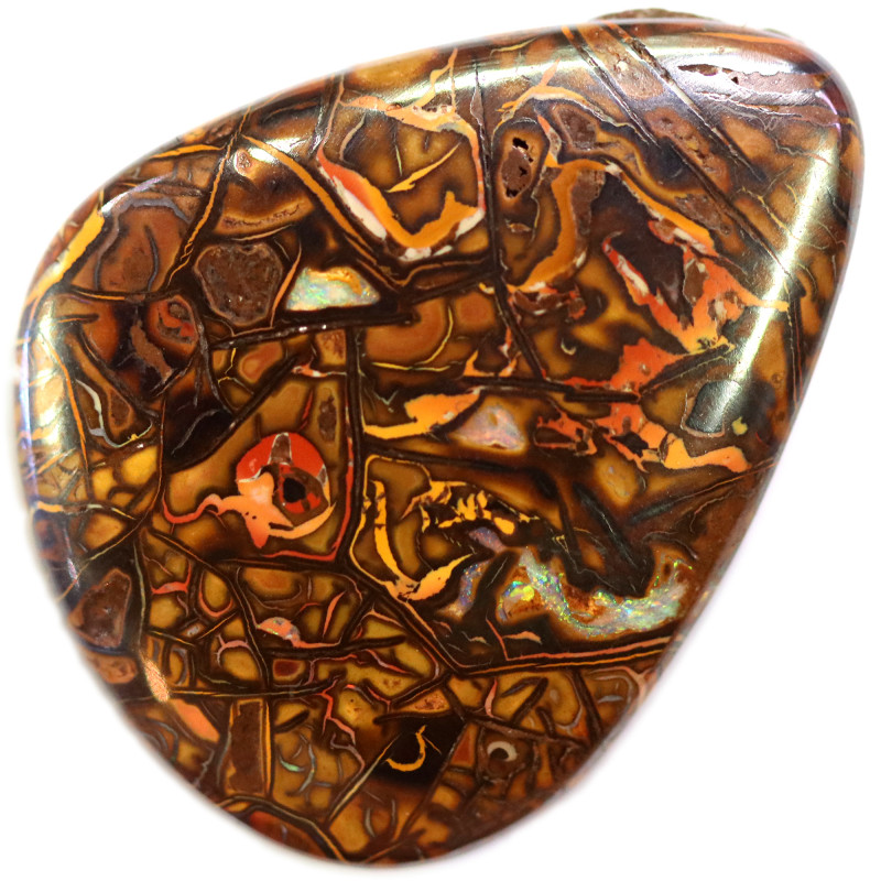71.70 CTS  YOWAH STONES TOP POLISHED [MS8395]