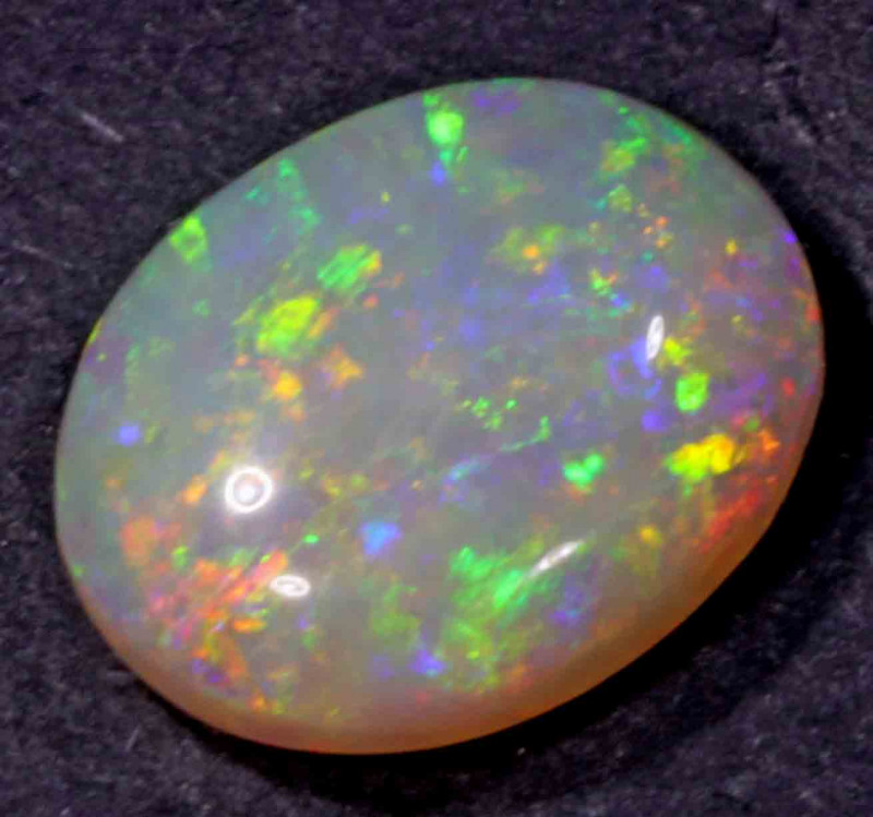 FREE SHIPPING  3.60 CT CRYSTAL OPAL FROM LR