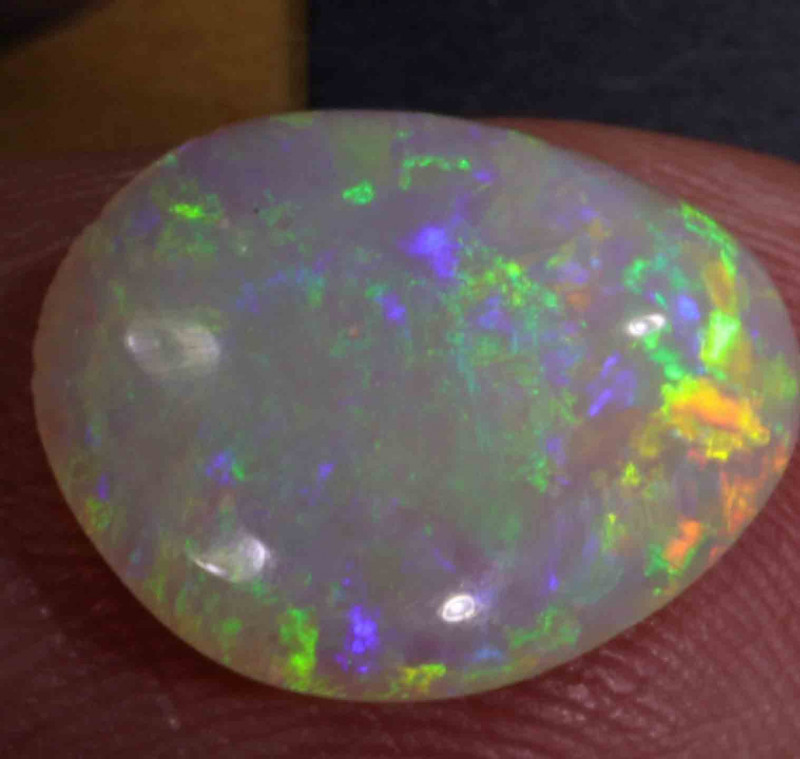 FREE SHIPPING  5.0 CT CRYSTAL OPAL FROM LR
