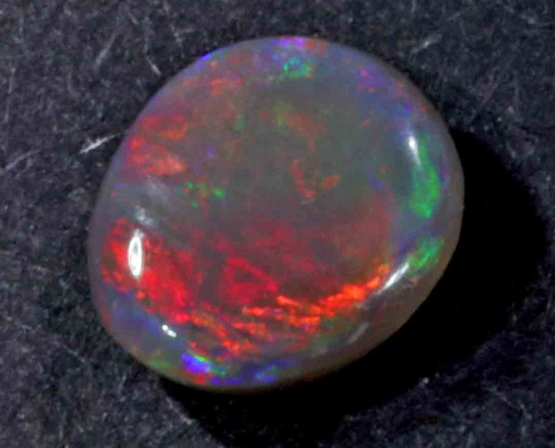 FREE SHIPPING  1.30 CTS  BLACK OPAL FROM LR -