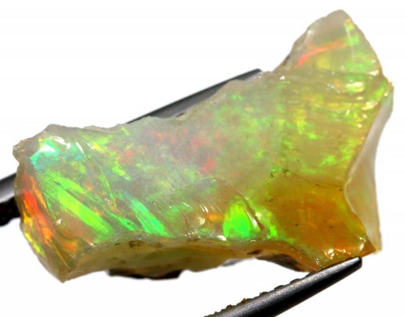 7 CTS- ETHIOPIAN OPAL ROUGH DT-5727