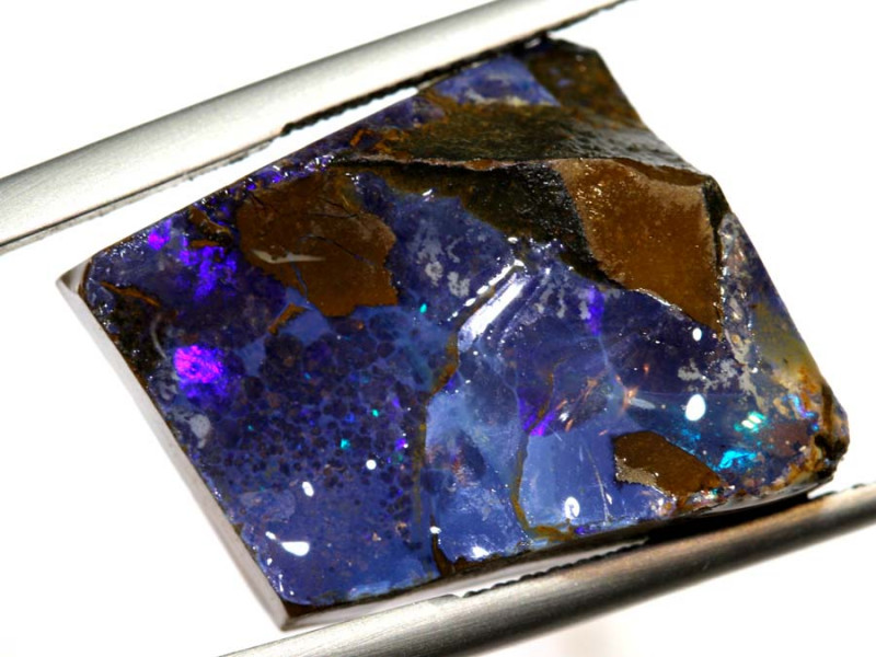 18CTS  -  BOULDER OPAL ROUGH  DT-5799
