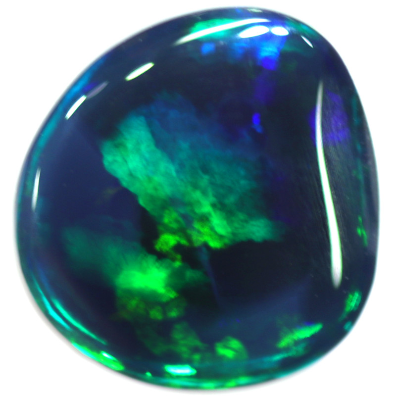 4.54 CTS BLACK OPAL STONE -LIGHTNING RIDGE- [LRO606]