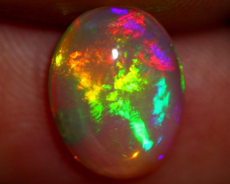 1.27cts Natural Ethiopian Welo Opal / LS213