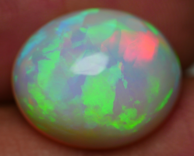 7.35 CRT AMAZING PUZZLE BALL WELO CHAFF PLAY COLOR WELO OPAL