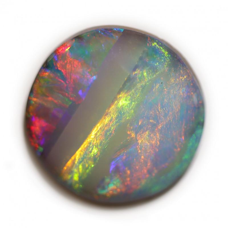 4.3CTS  Boulder Opal Stone RAINBOW COLOURS  [CS25]
