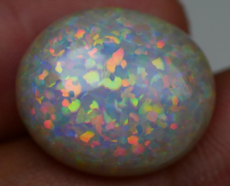 11.25 CRT RARE! 3D PRISM PUZZLE SUPER DELUXE COLOR WELO OPAL-