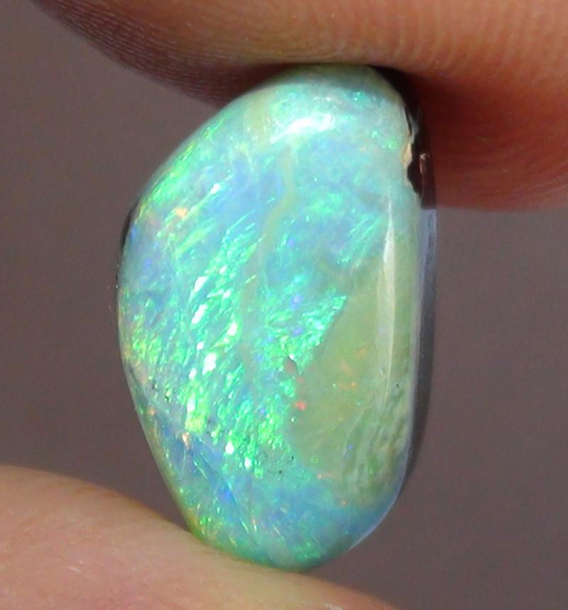 5.65 ct Multi Color Queensland Boulder Opal