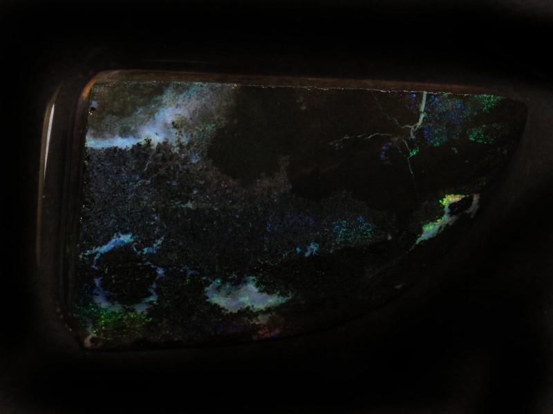 40.05ct  -6#  -  Andamooka Matrix Opal Rough-Treated [22901]