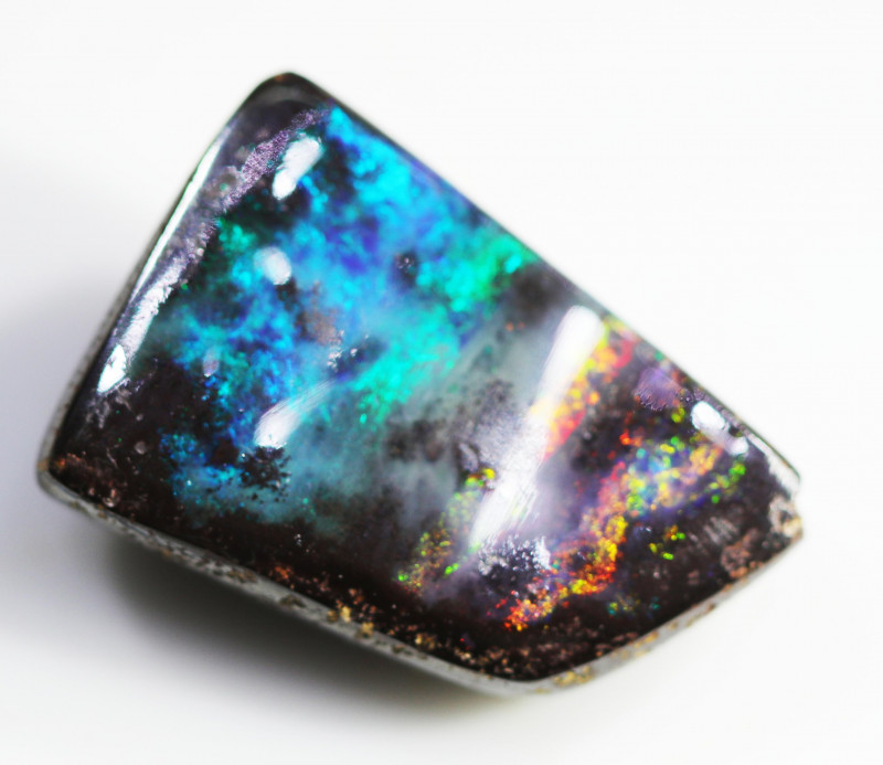 11.25 CTS BOULDER OPAL STONE FROM WINTON  [BMA8002 ]