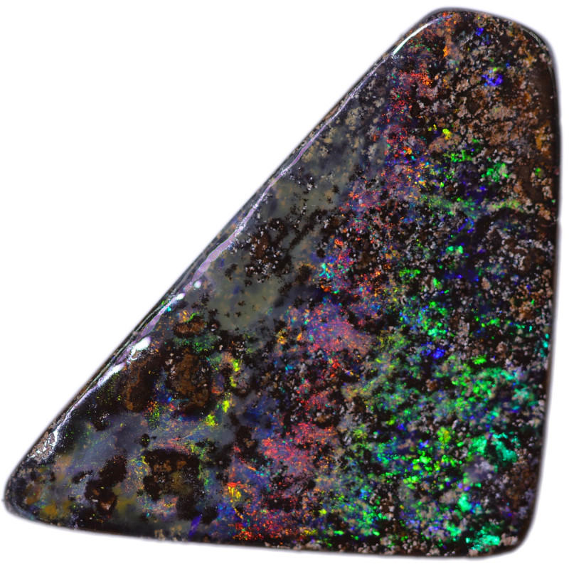 25.75 CTS BOULDER OPAL STONE FROM WINTON  [BMA8022]