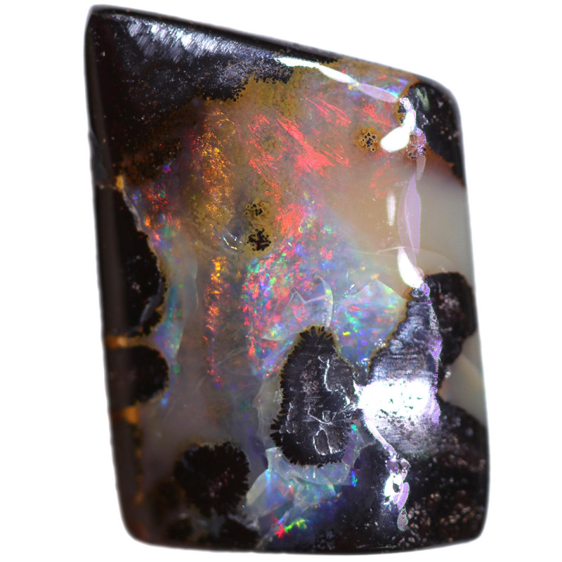 14.00 CTS BOULDER OPAL STONE FROM WINTON  [BMA8028]