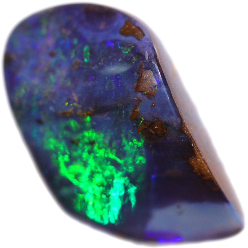 29.00 CTS BOULDER OPAL STONE FROM WINTON  [BMA8030]
