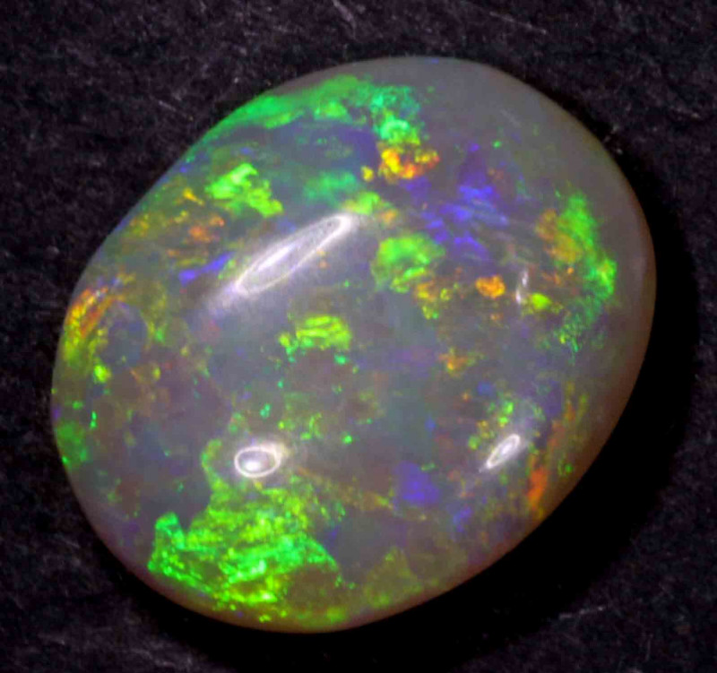 FREE SHIPPING   5.60 CT DARK OPAL FROM LR