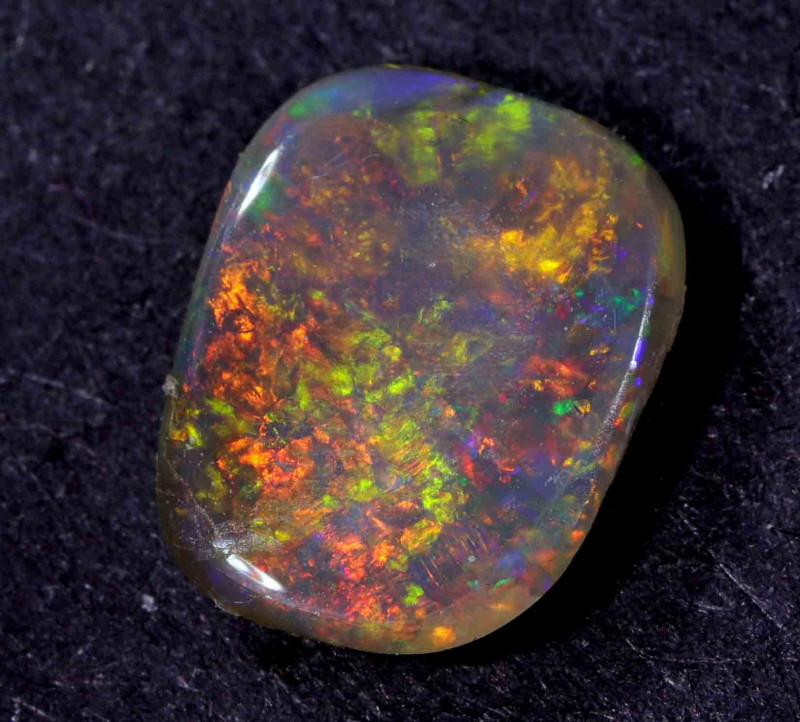 1.55 CTS  BLACK OPAL FROM LR -
