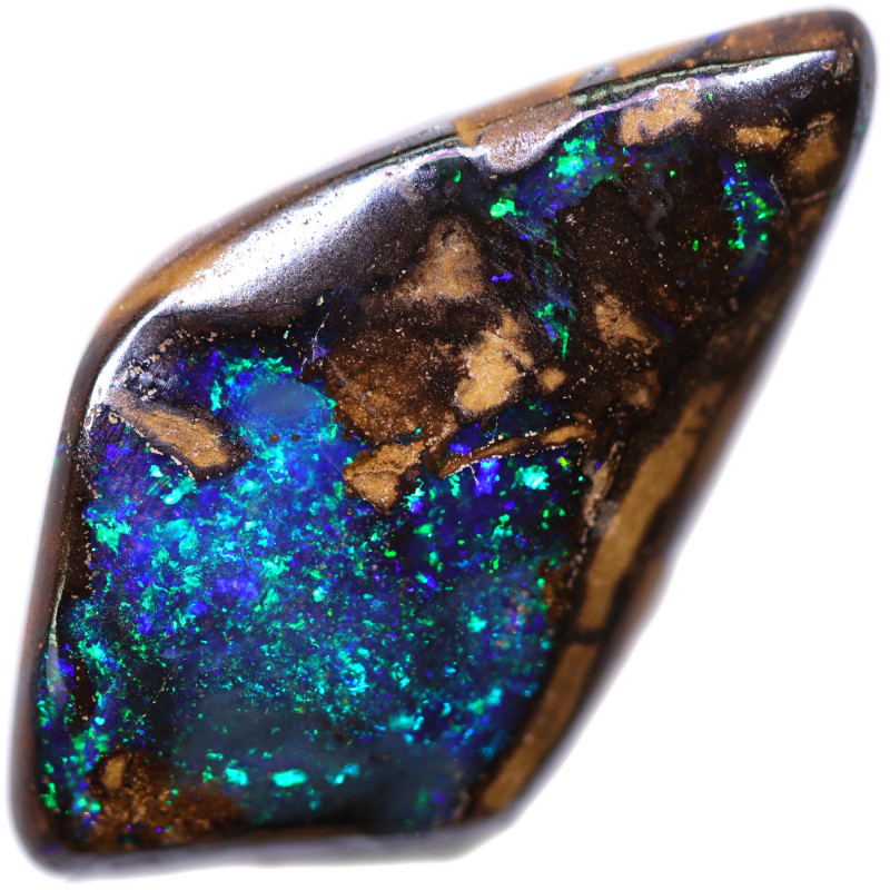15.80 CTS BOULDER OPAL STONE FROM WINTON  [BMA8050]