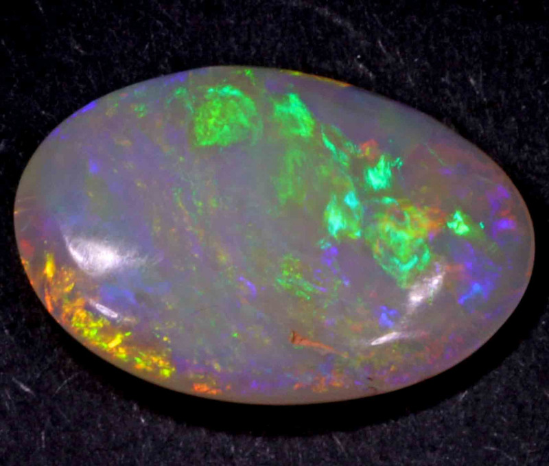 FREE SHIPPING  5.10 CT DARK OPAL FROM LR