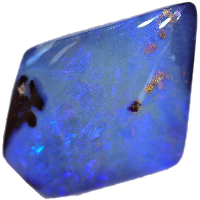 63.30 CTS BOULDER OPAL STONE FROM WINTON  [BMA8059]