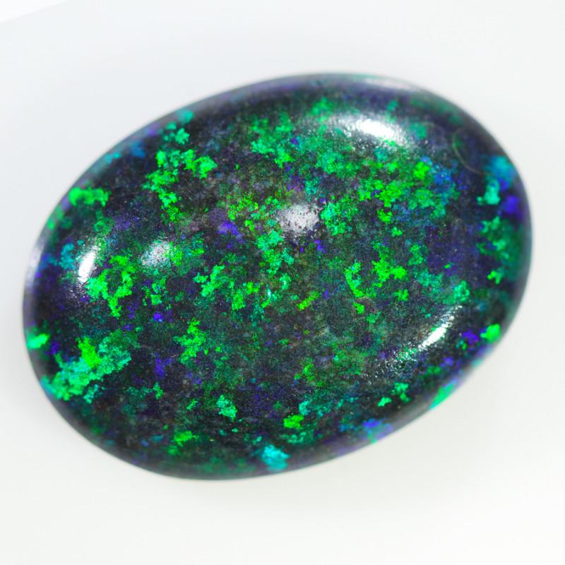 10.7 Cts Collectors Andamooka opal cut 80's OPJ 2293