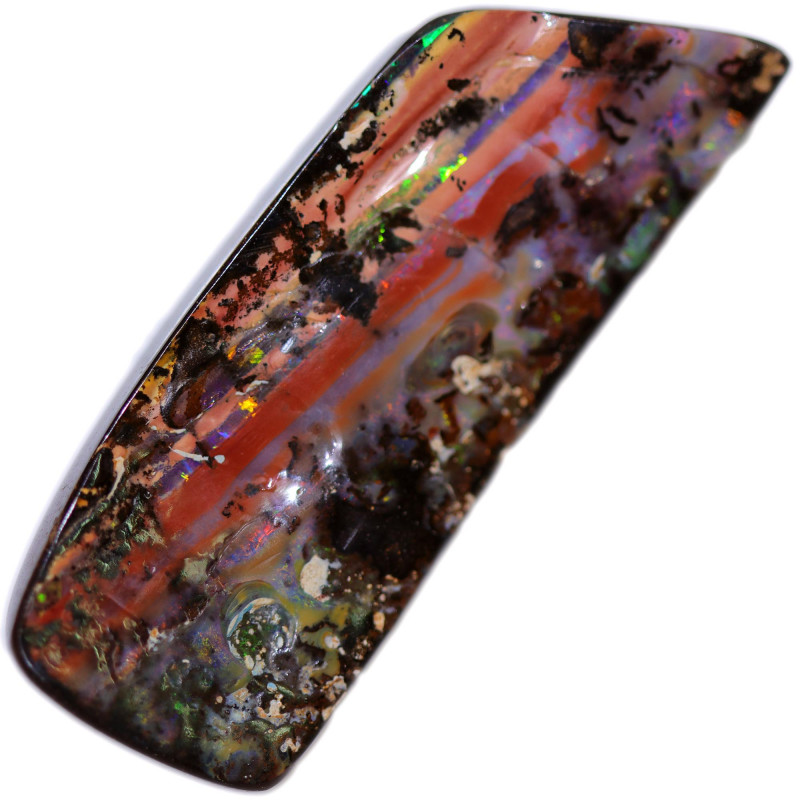 126.30 CTS BOULDER OPAL STONE FROM WINTON  [BMA8064]