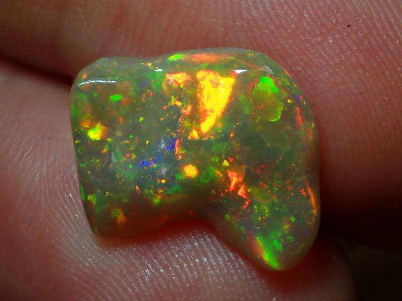 4.27ct Blazing Welo Solid Opal