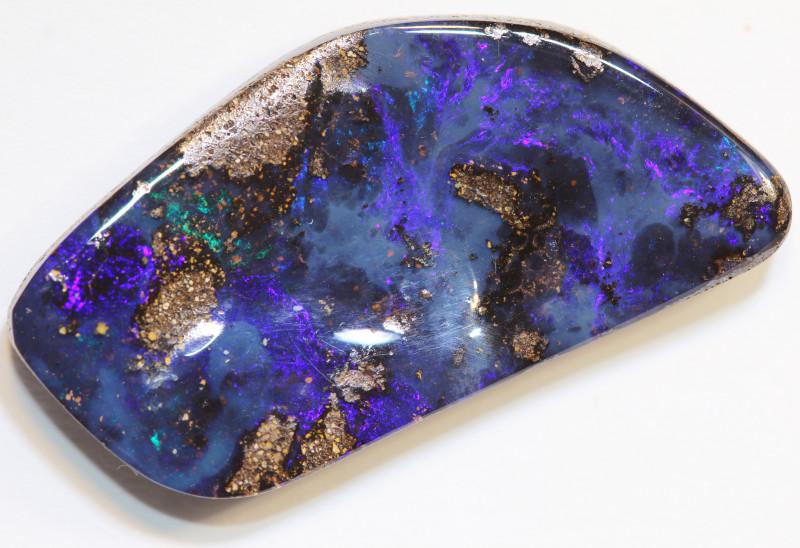 20.57 carats  Boulder Opal Polished ANO 740