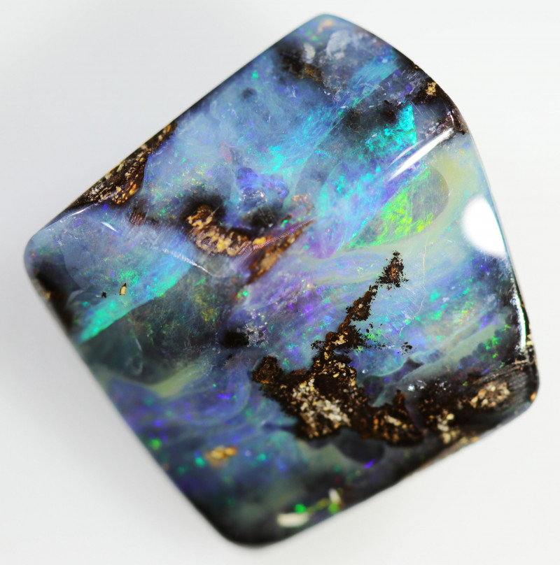 14.40 CTS BOULDER OPAL STONE FROM WINTON  [BMA8214]