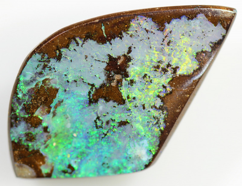 11.60 CTS BOULDER OPAL STONE FROM WINTON  [BMA8219]