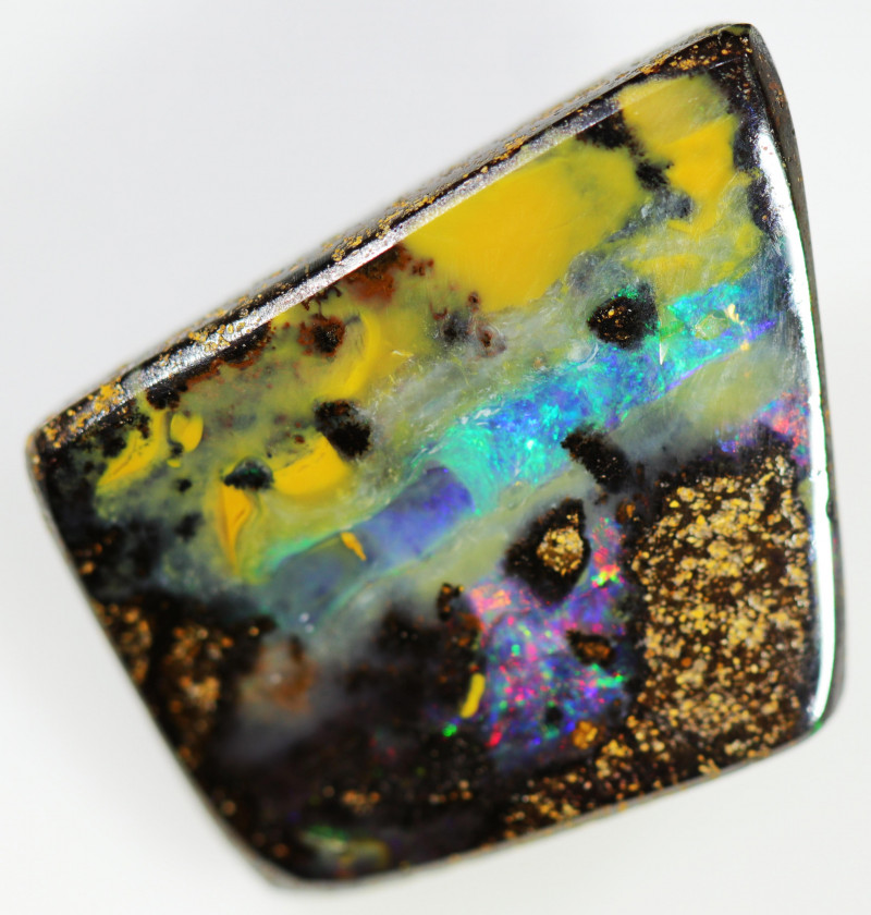 12.30 CTS BOULDER OPAL STONE FROM WINTON  [BMA8222]