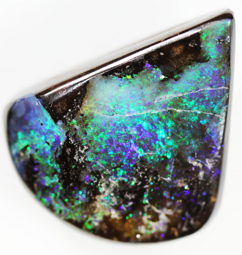10.85 CTS BOULDER OPAL STONE FROM WINTON  [BMA8223]