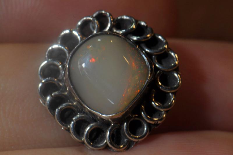 14.43ct Blazing Welo Solid Opal