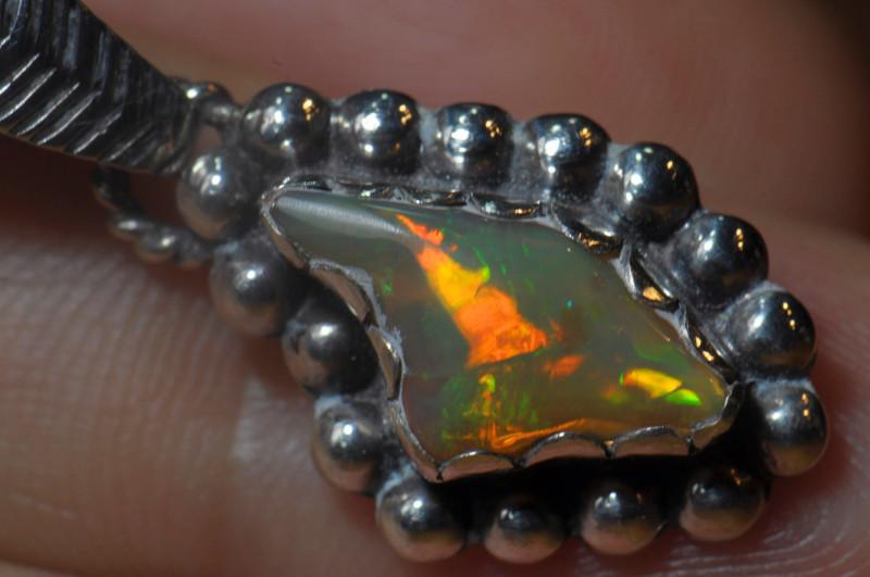 12.23ct Blazing Welo Solid Opal