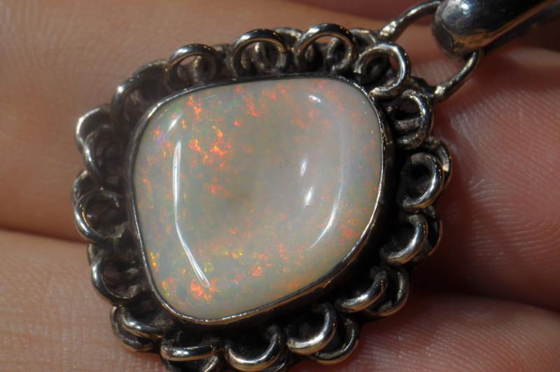 34.78ct Blazing Welo Solid Opal