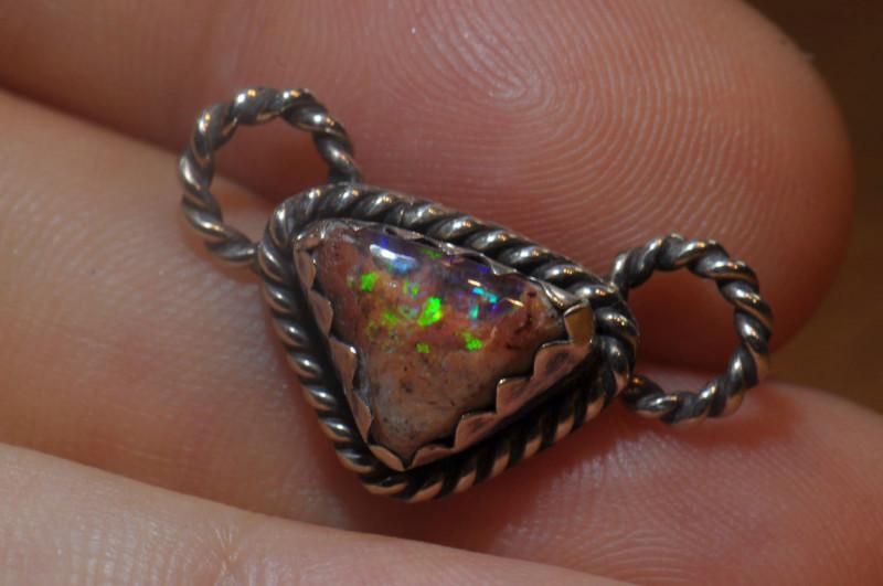 12.19 Blazing Welo Solid Opal