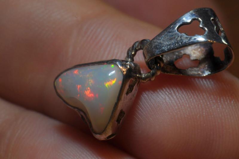 6.80 Blazing Welo Solid Opal