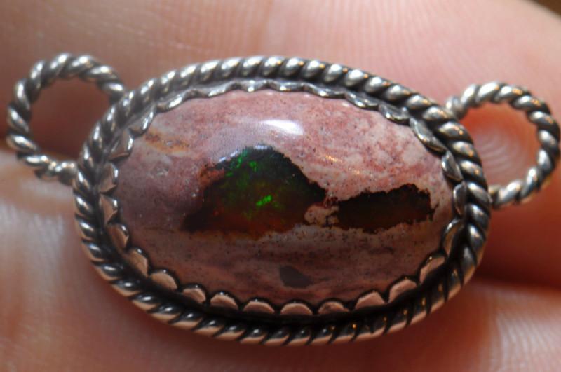 25.84 Blazing Welo Solid Opal