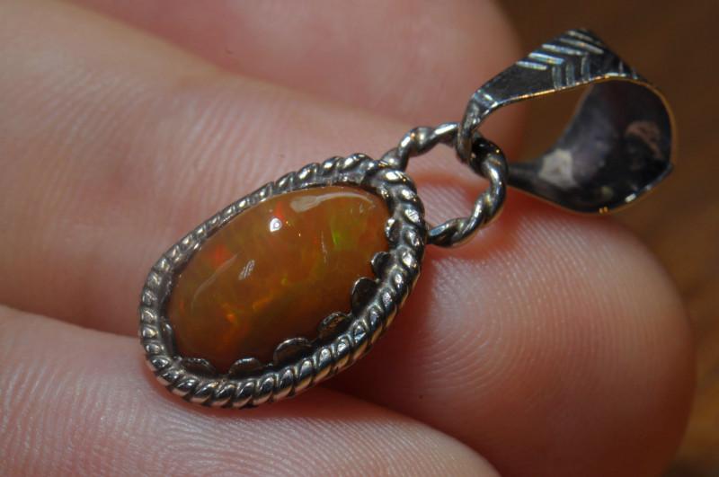8.58ct Blazing Welo Solid Opal